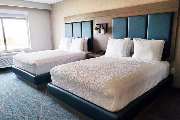 Double Queen Beds Room - Salish Inn Anacortes
